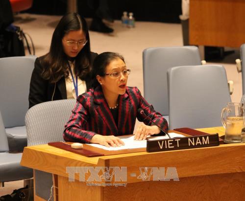 越南积极参与联合国维和行动 成为国际社会负责任的一员 hinh anh 1