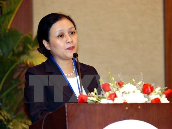 越南突出了妇女在实现可持续发展目标的作用 hinh anh 1