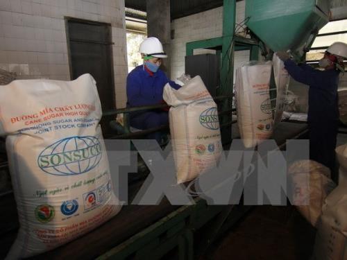 越南对世界28个国家出口食糖 hinh anh 1
