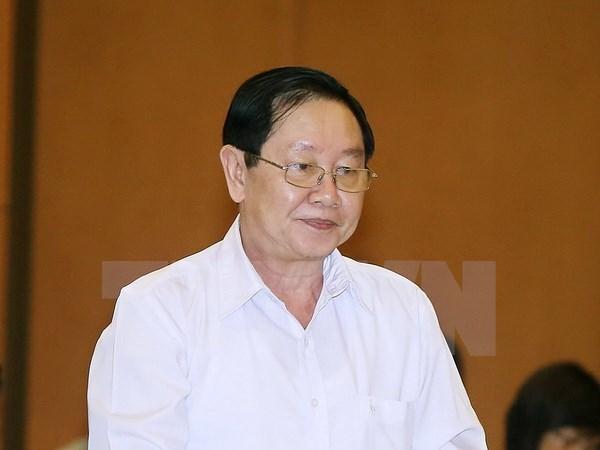 越南内务部部长黎永新为各地方发挥创新能力提供便利 hinh anh 1