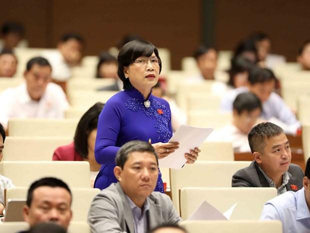 越南第十四届国会第四次会议公报(第七号) hinh anh 1