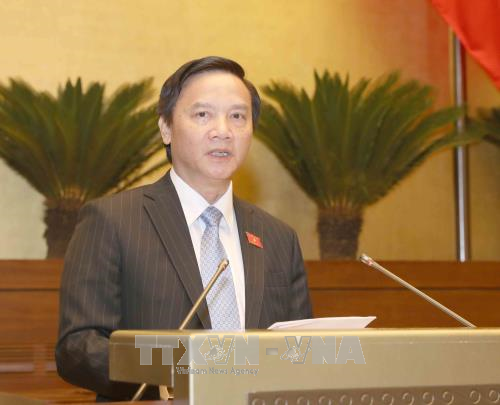 中央部门应大力精简行政事业机构为地方树立榜样 hinh anh 1