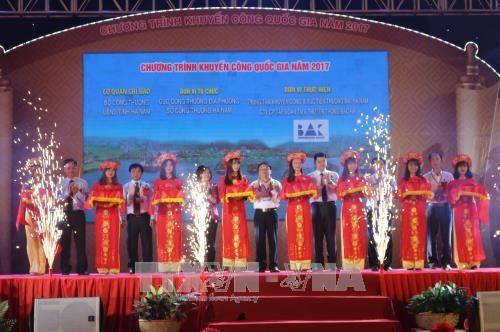 2017年河南省—红河平原地区工贸展销会在河南省开展 hinh anh 1