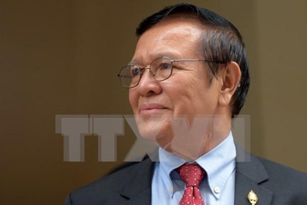 柬埔寨最高法院将开审解散救国党案之日定为11月16日 hinh anh 1