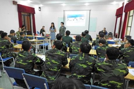 越南与美国和澳大利亚加强联合国维和领域合作 hinh anh 2