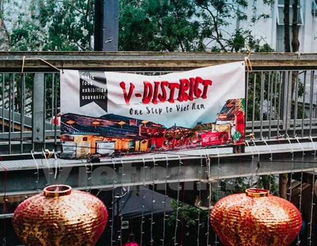 2017年越南日活动在新西兰惠灵顿举行 hinh anh 1