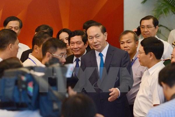 2017年APEC会议提升越南在国际舞台上的地位和作用 hinh anh 1