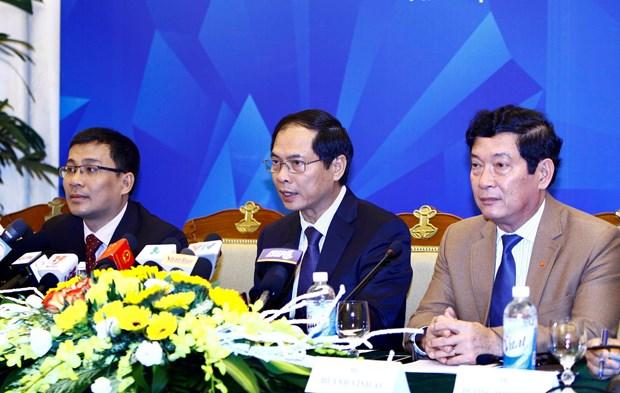 2017年 越南APEC会议:领导人会议周准备就绪 hinh anh 2