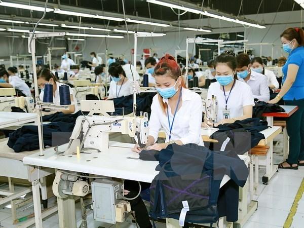 没有TPP,越南纺织服装产品对美出口潜力仍较大 hinh anh 1