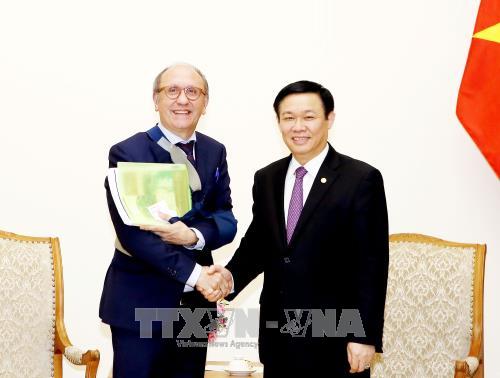 王廷惠副总理:为赴越投资的比利时企业提供支持 hinh anh 1