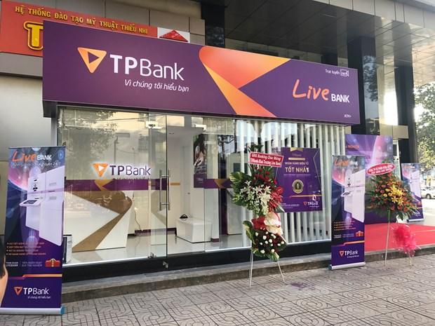 越南各家银行竞赛发展越南电子交易活动 hinh anh 1