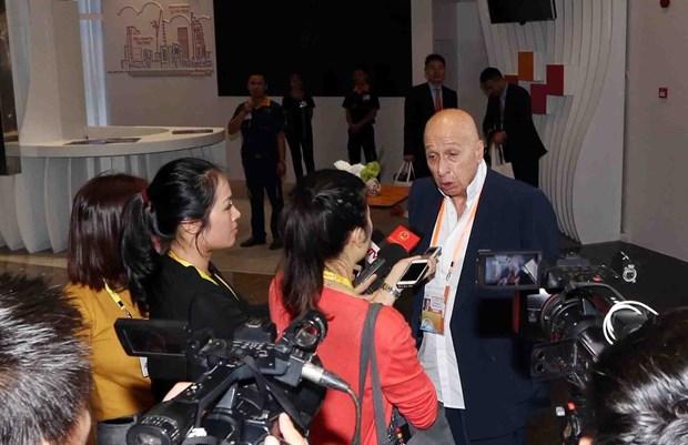 2017年APEC会议:工商咨询理事会第四次会议召开全体会议 hinh anh 2