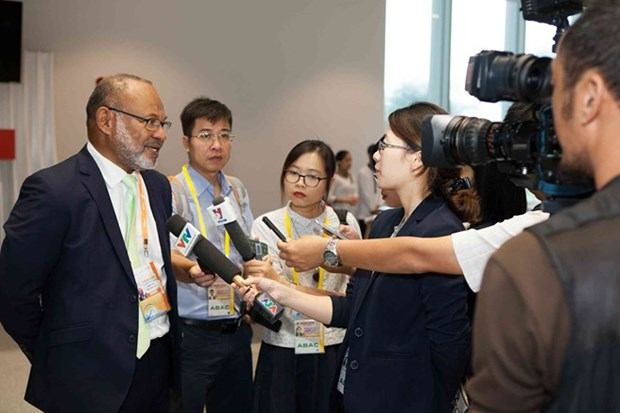 2017年APEC会议:代表们对2017年APEC领导人会议周的准备工作给予好评 hinh anh 1