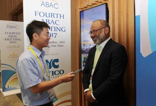 2018年ABAC轮值主席: 越南关于包容性增长的倡议受到诸多APEC成员经济体的大力支持 hinh anh 1