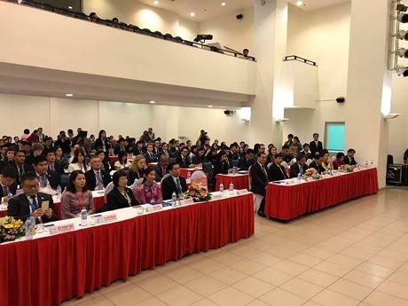2017年APEC会议:APEC未来之声论坛今日开幕 hinh anh 2