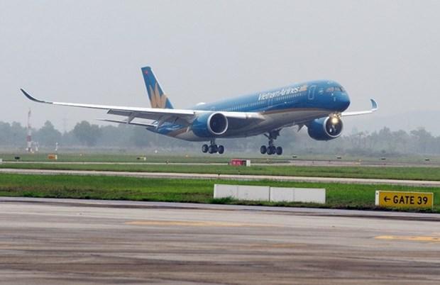 2017年APEC会议期间越南国家航空公司增加近110个班次 hinh anh 1