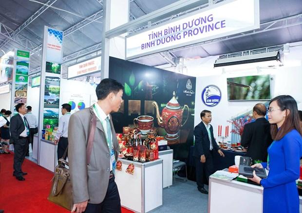 2017年APEC会议:越南经贸展览会在岘港市举行 hinh anh 1
