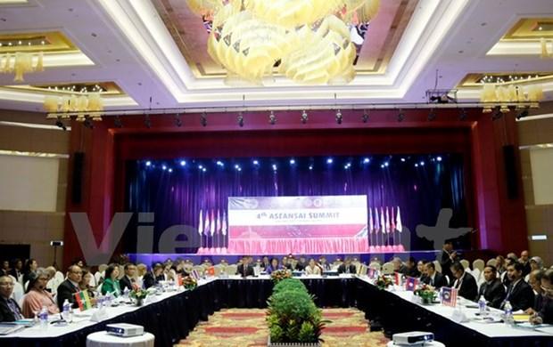 越南出席东盟最高审计机构理事会第四次大会 hinh anh 1