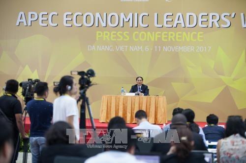 2017年APEC高官总结会议在岘港市闭幕 hinh anh 2