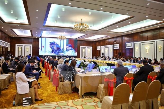 柬埔寨专家:越南有望成为世界上发展最快的10个经济体之一 hinh anh 1