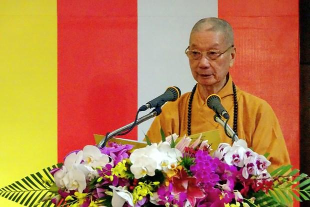 胡志明市佛教信徒积极参与城市建设 hinh anh 2