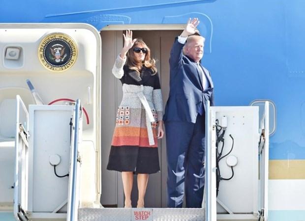 2017年APEC会议:美总统特朗普访越充分体现其对继续加强双方合作的承诺 hinh anh 1