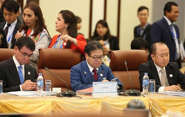 2017年APEC会议:集中讨论全球化新趋势 hinh anh 1