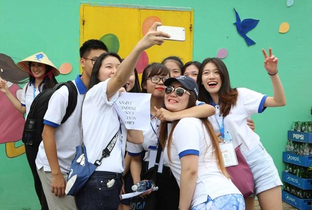 亚太地区青年加强创新与融入国际社会 hinh anh 1