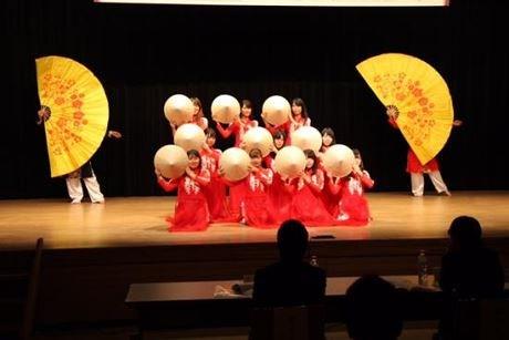 第11次日本大学生越南语演讲比赛在日本千叶县举行 hinh anh 2