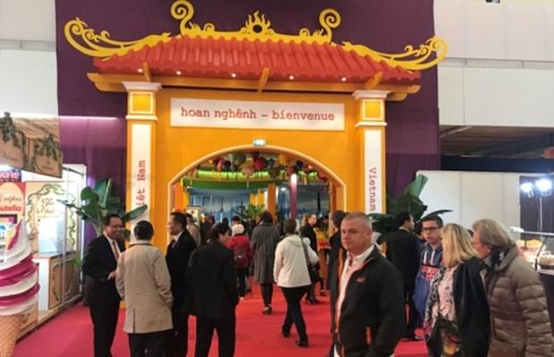 越南参加法国第戎国际美食博览会 hinh anh 1