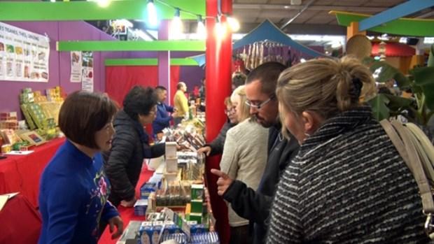越南参加法国第戎国际美食博览会 hinh anh 2