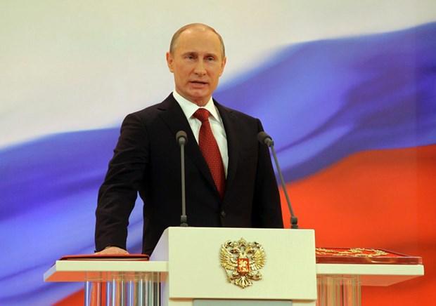 """俄罗斯向越南提供500万美元的援助 协助越南开展台风""""达维""""灾后重建 hinh anh 1"""