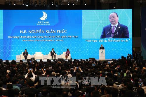 阮春福总理:亚太地区一个活跃、融入与发展的越南 hinh anh 1