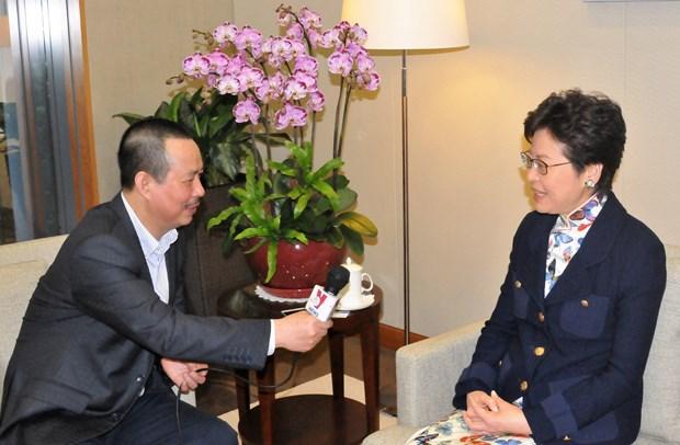 2017年APEC会议:中国香港期望在越南拥有更多投资机会 hinh anh 2