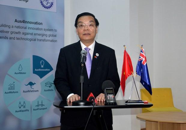 2017年APEC会议:越澳改革创新的伙伴关系计划正式公布 hinh anh 1