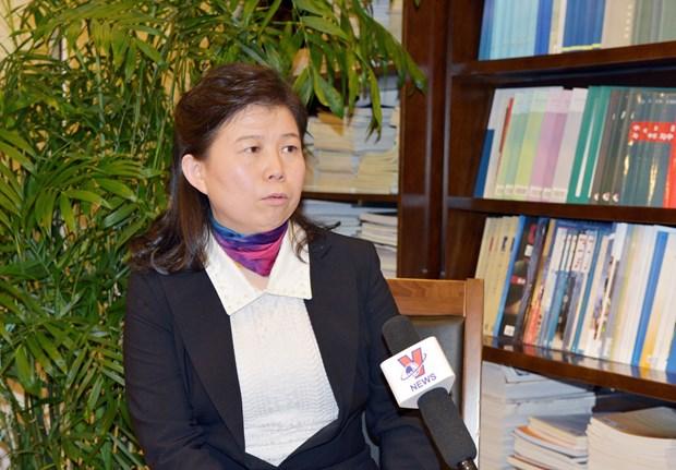 中国学者:习近平主席访越并出席APEC领导人会议对APEC会议和越中关系都有非常重要的意义 hinh anh 1