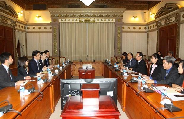 日本创志教育集团希望在胡志明市开设大学 hinh anh 1