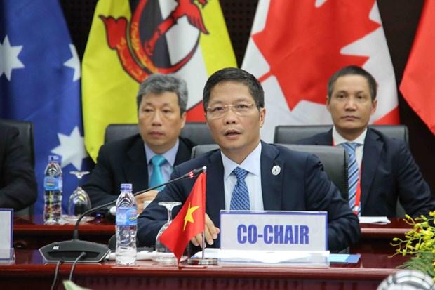 《跨太平洋伙伴关系协定》部长级会议在岘港市召开 hinh anh 2