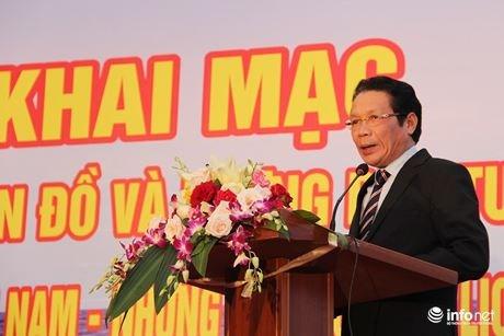 """""""黄沙与长沙归属越南——历史证据和法律依据"""" 资料和地图展在河内举行 hinh anh 1"""