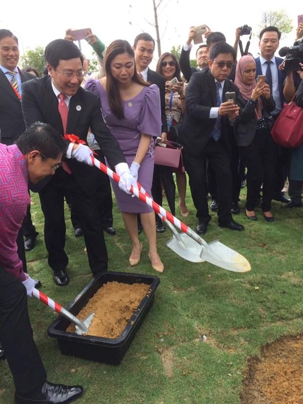 岘港市APEC公园正式开放 hinh anh 1