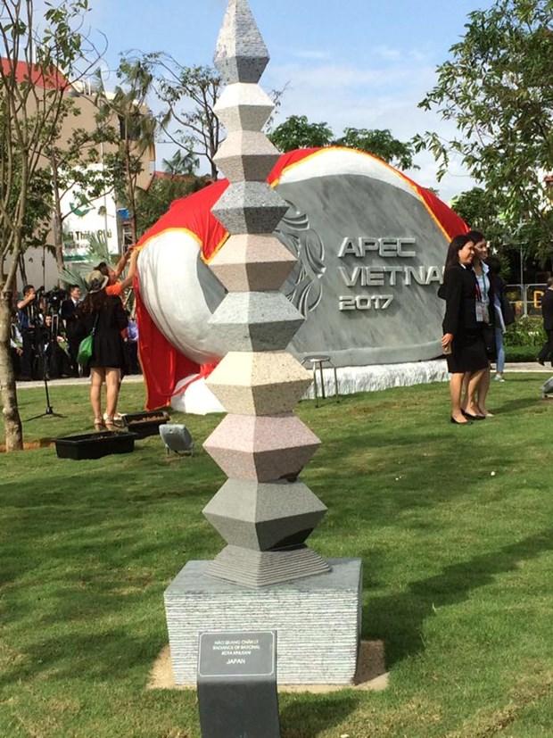 岘港市APEC公园正式开放 hinh anh 2