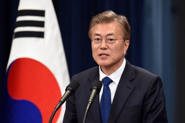 """韩国推行""""新南方政策"""" 提升与东盟的关系 hinh anh 1"""