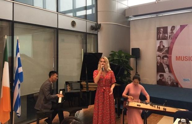 2017年欧洲音乐节:色彩绚丽的音乐盛宴 hinh anh 1