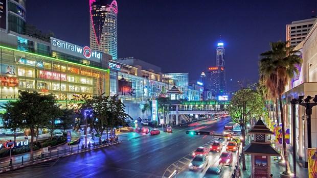 中国香港将在首都曼谷开设经济贸易办事处 面向东盟市场 hinh anh 1