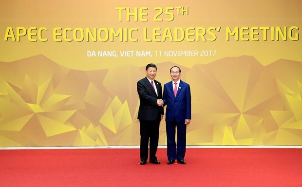 中共中央总书记、国家主席习近平对越南进行国事访问 hinh anh 2