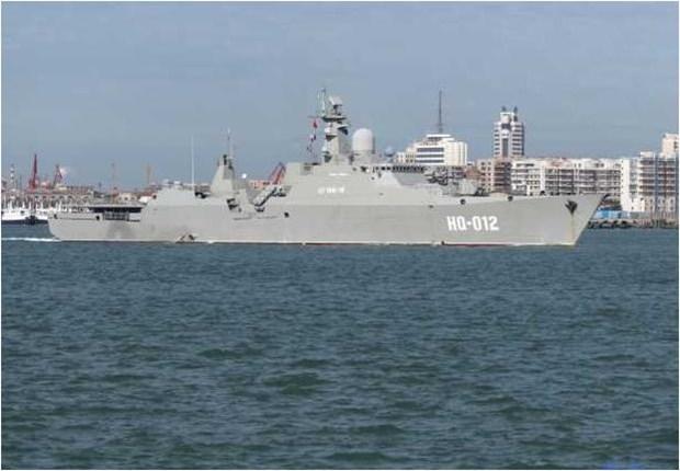 越南海军参加第一届东盟海军多边演习 hinh anh 2