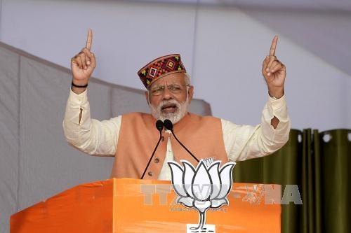 印度承诺加强与东盟的关系 hinh anh 1
