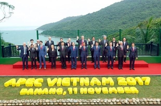 2017年APEC会议:亚太经合组织的新愿景、新动力 hinh anh 1