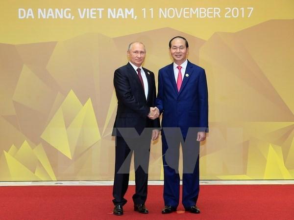俄媒高度评价越南在东盟的作用 hinh anh 1