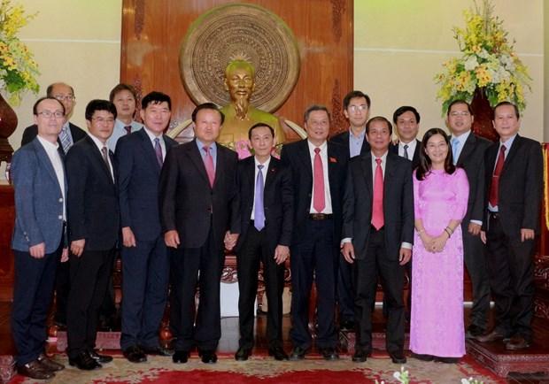 越南芹苴市与韩国金泉市促进多领域投资合作 hinh anh 1